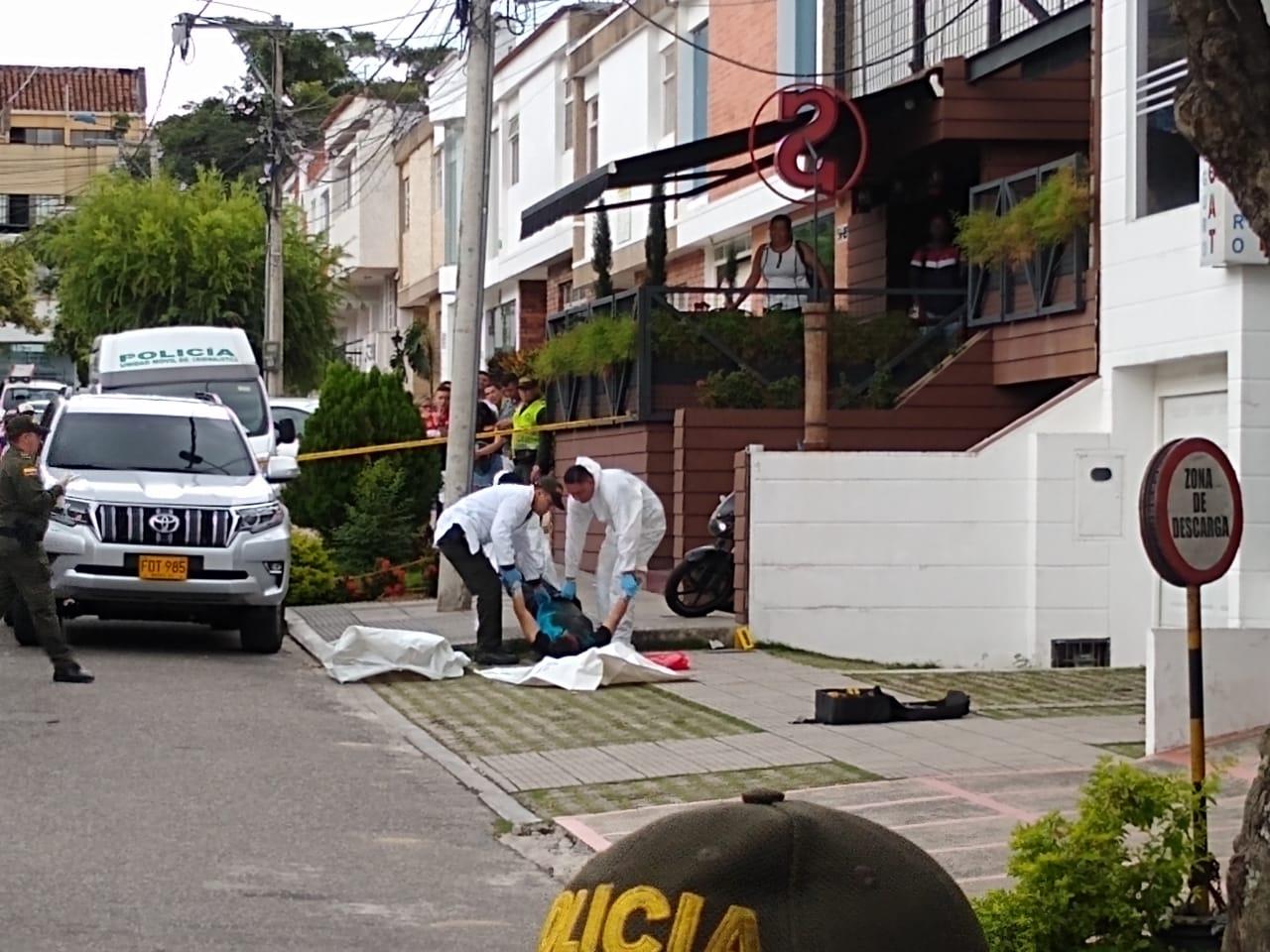 Tiradores profesionales asesinaron al comerciante ultimado en cabecera | EL FRENTE