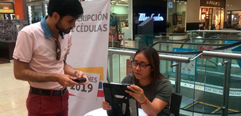Avanza inscripción de cédulas para las elecciones de autoridades territoriales en Bucaramanga | EL FRENTE