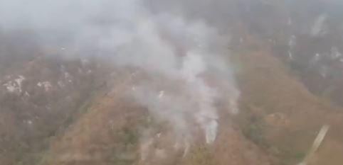 700 hectáreas consumidas por incendio forestal en la Sierra Nevada | Colombia | EL FRENTE