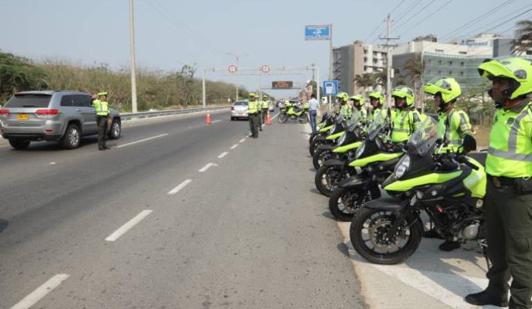 112 personas murieron en accidentes de tránsito durante Semana Santa  | EL FRENTE