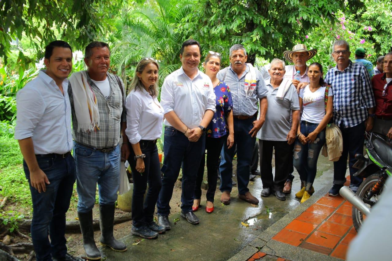 Proyecto silvopastoril para pequeños y medianos ganaderos de Sabana de Torres  | EL FRENTE
