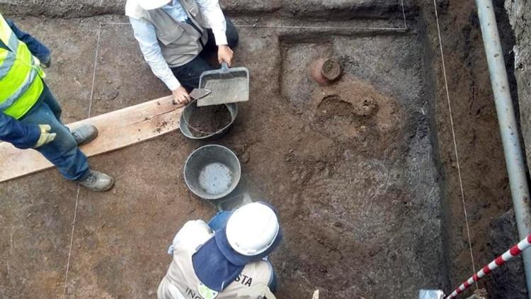 Descubren tumba indígena de hace 2.000 años | EL FRENTE