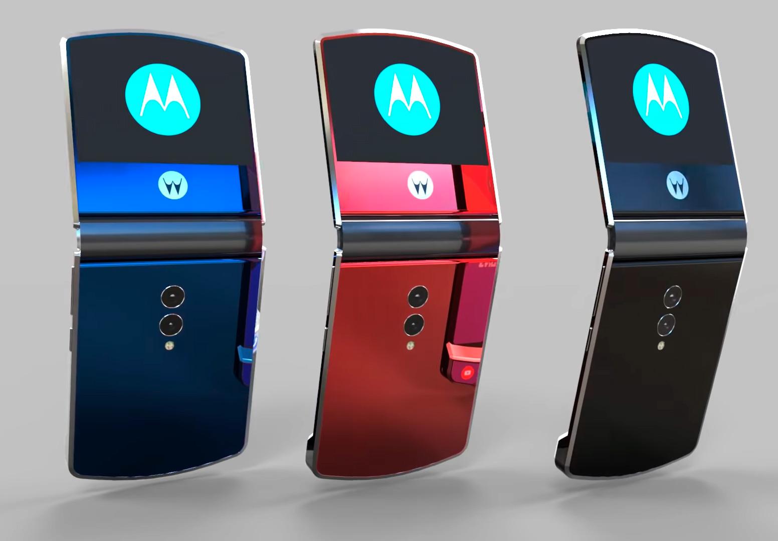 Imágenes sobre el nuevo Motorola Razr  | EL FRENTE
