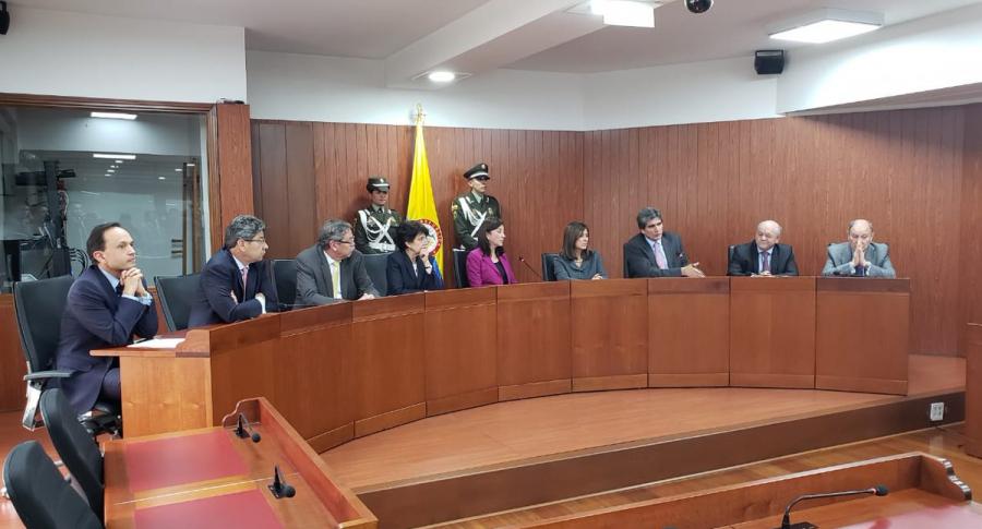 Magistrados preocupados por supuestas chuzadas  | Nacional | Política | EL FRENTE