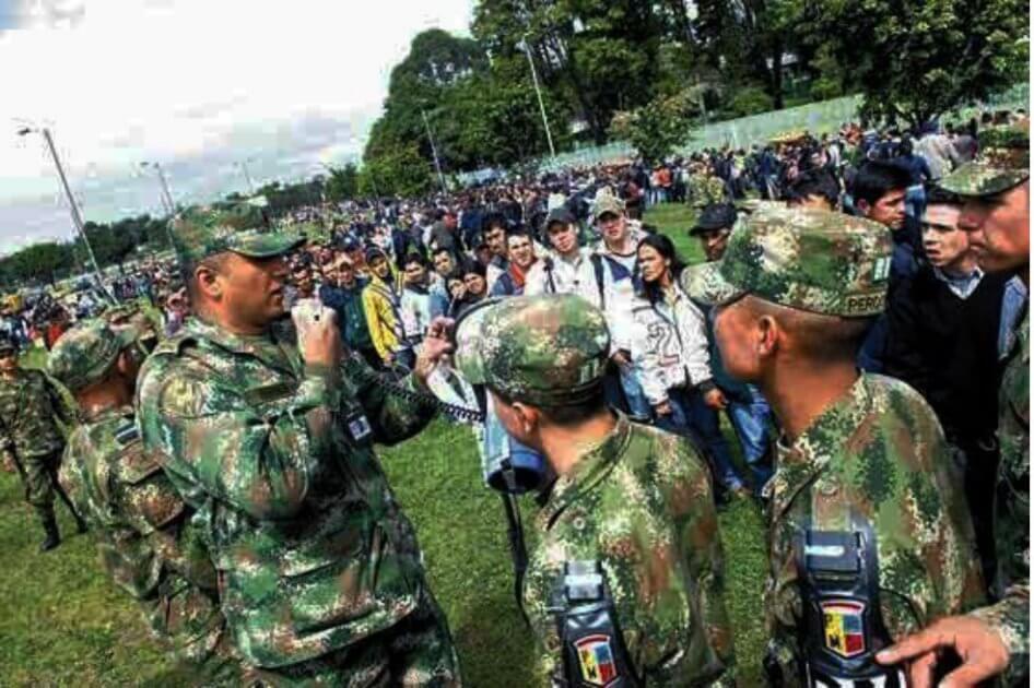 Se aprobó Ley que da amnistía a remisos sin libreta militar | EL FRENTE