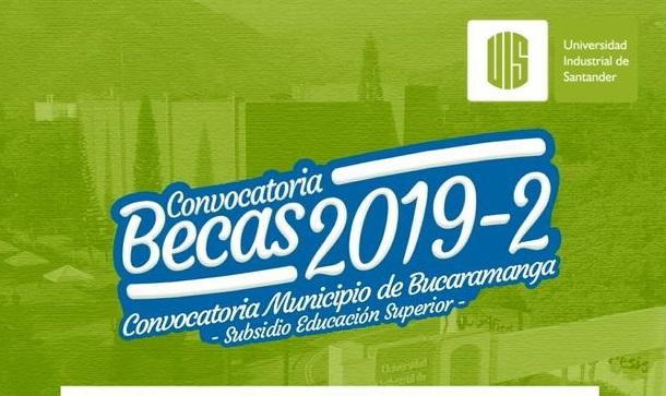 Becas 2019-2. Abierta convocatoria de becas para programas tecnológicos UIS | EL FRENTE