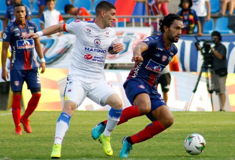 Pasto derrotó 3-1 al Unión Magdalena en el Sierra Nevada | Nacional | Deportes | EL FRENTE