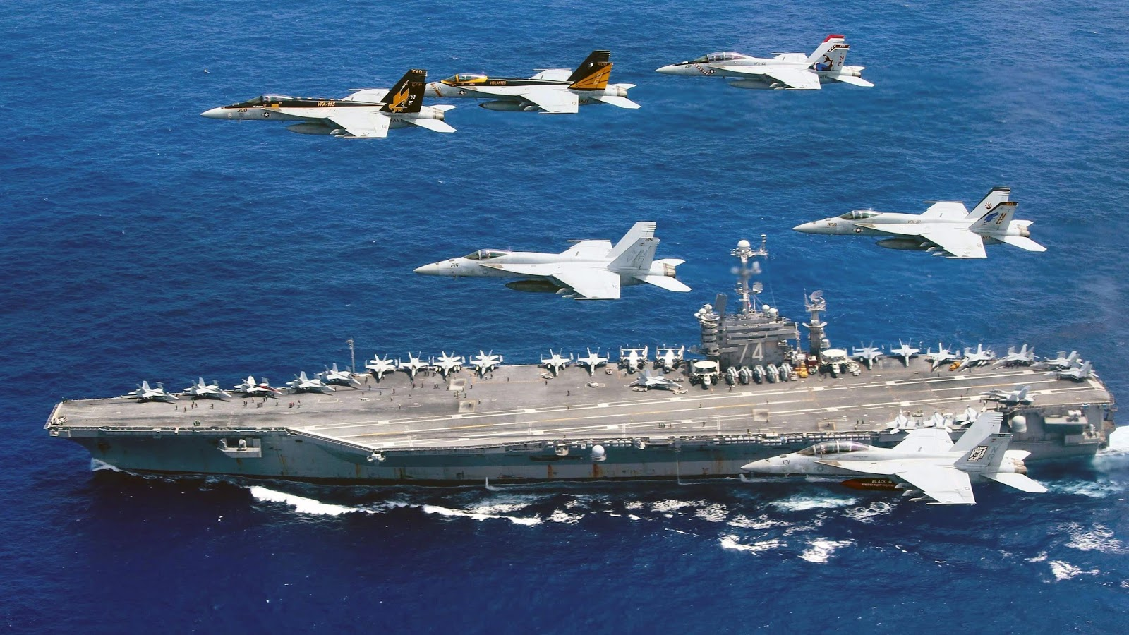 EE.UU. refuerza sus tropas ante amenaza de Irán | EL FRENTE