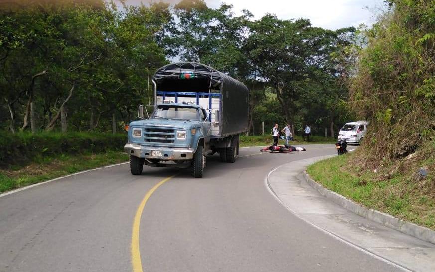 Menor murió en accidente en la provincia de Vélez | EL FRENTE