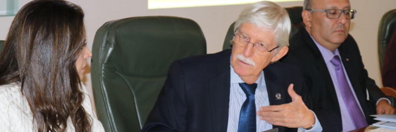 Estará en el cargo durante dos años. Rector UDES es nuevo presidente de UNIRED | EL FRENTE