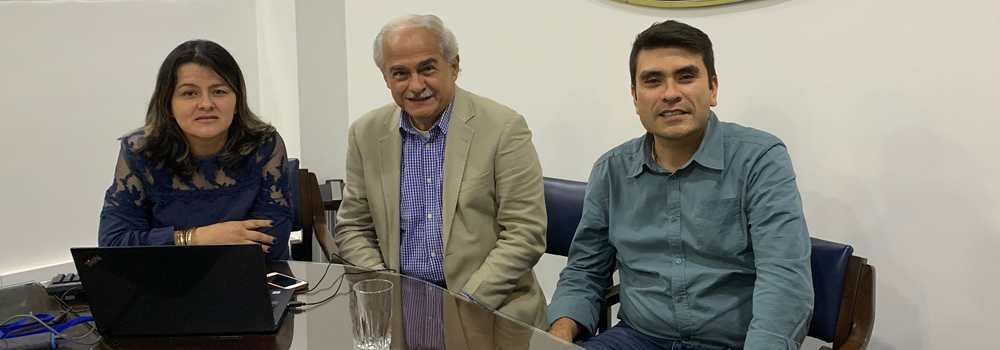 Actividades UTS. Funcionarios visitaron el Instituto Tecnológico Metropolitano de Medellín | EL FRENTE
