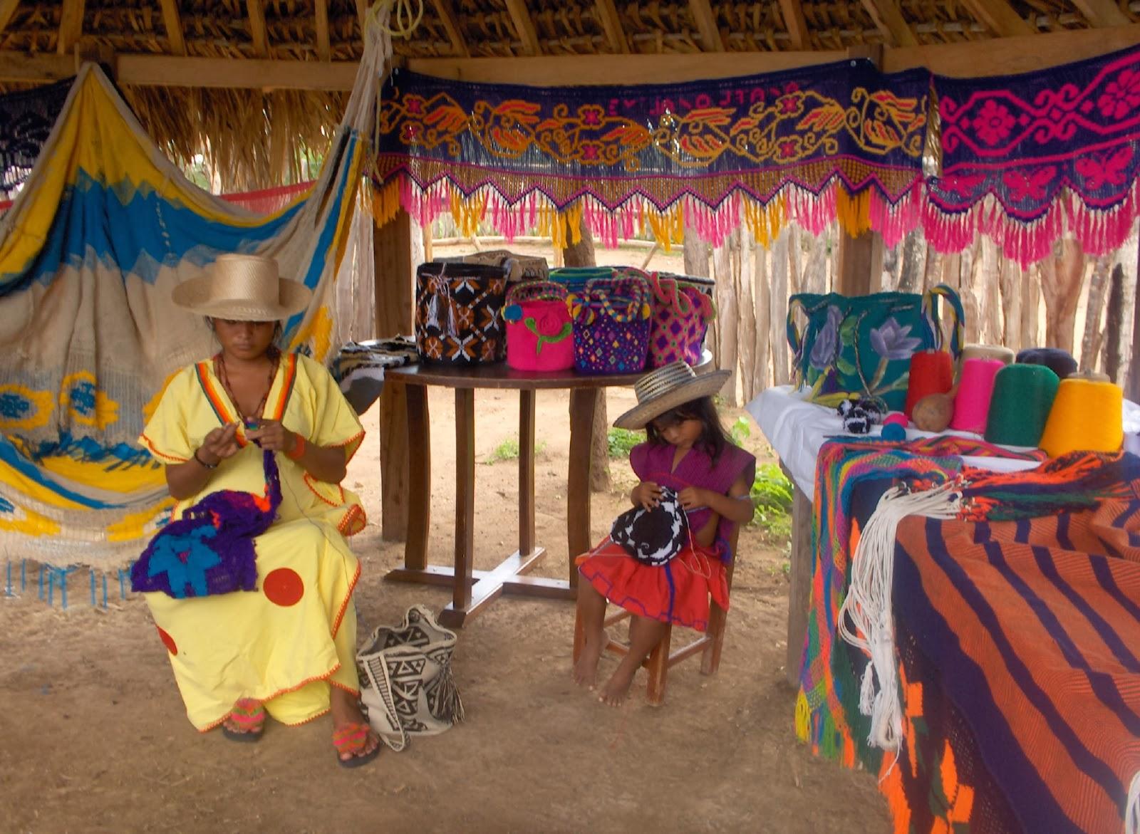 Donna Karan y la comunidad wayúu. Unión para llevar artesanías a los mercados internacionales   EL FRENTE