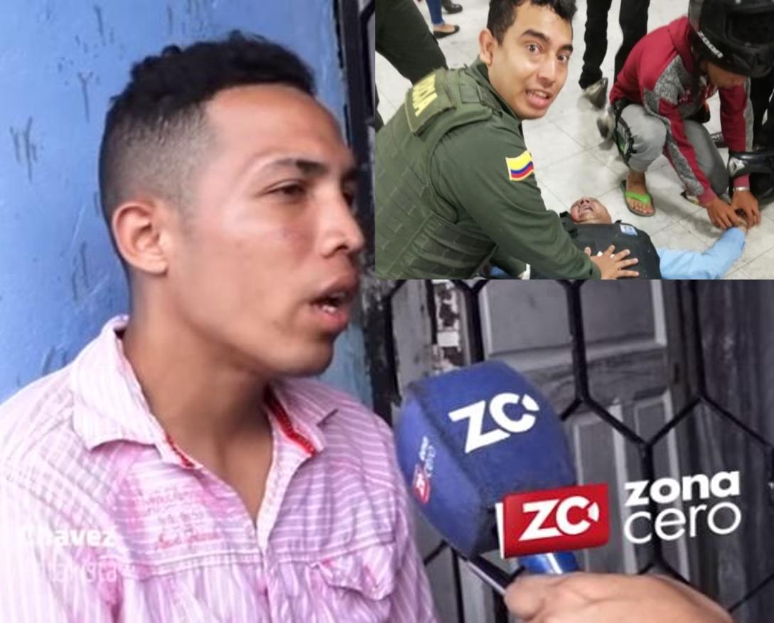 Habló el joven acusado de robarle el reloj a un muerto   EL FRENTE