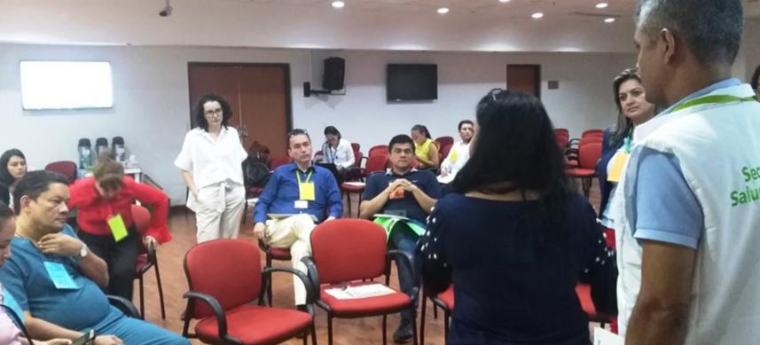 Personal que atiende población extranjera realizó taller de sensibilización | Metro | EL FRENTE