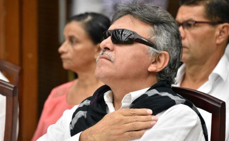 Jesús Santrich quedó en libertad | Nacional | Política | EL FRENTE