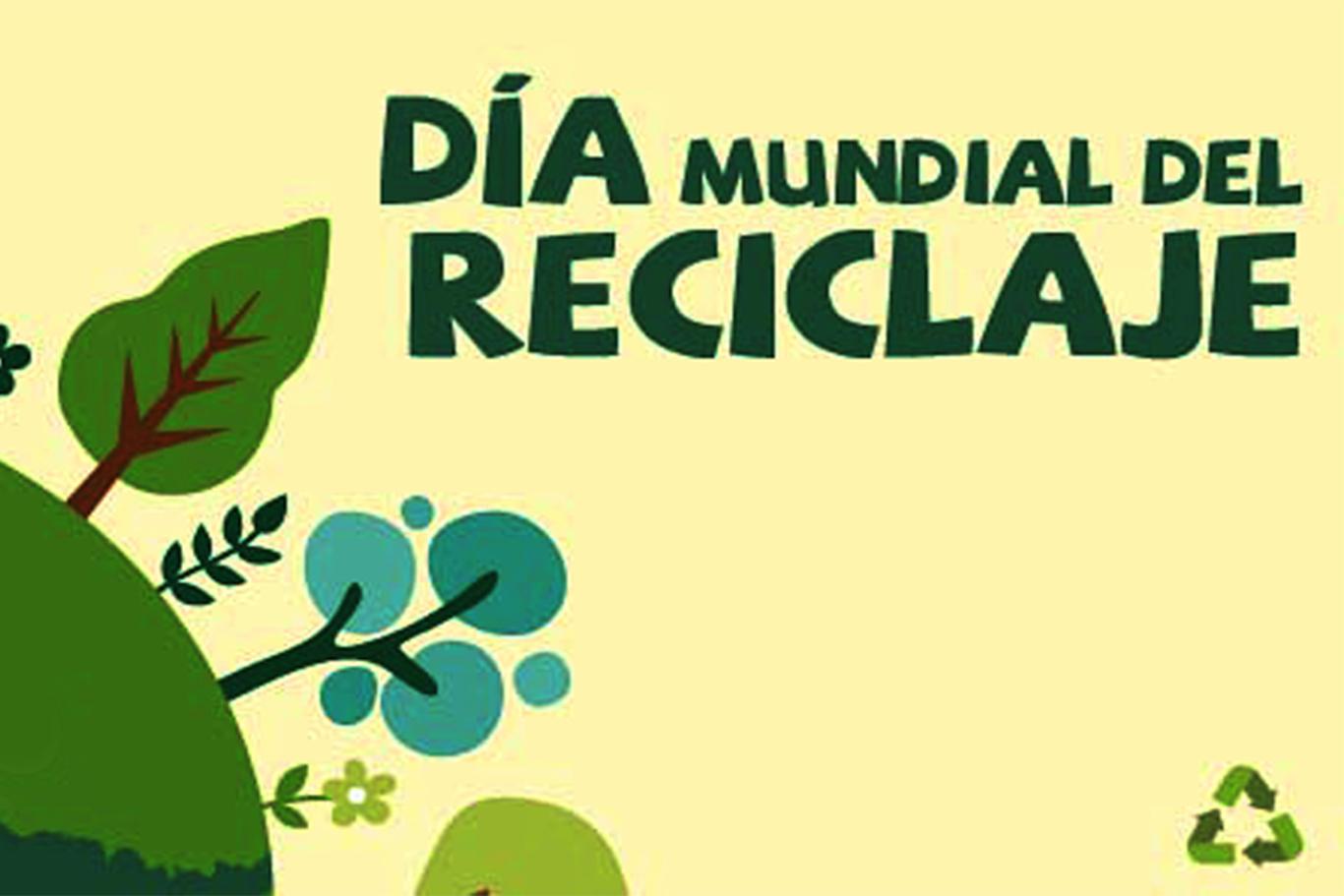 La importancia de reciclar. Día Mundial del Reciclaje  | Culturales | Variedades | EL FRENTE