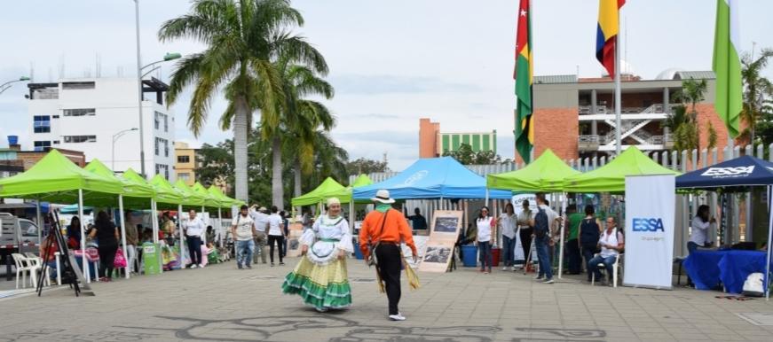 Así se conmemoró el Día Mundial del Reciclaje en Bucaramanga  | Metro | EL FRENTE