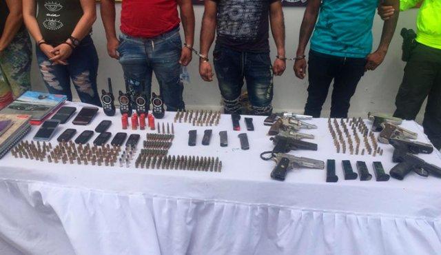 Golpe a Los Rastrojos. Dos muertos y 5 capturados | Local | Justicia | EL FRENTE