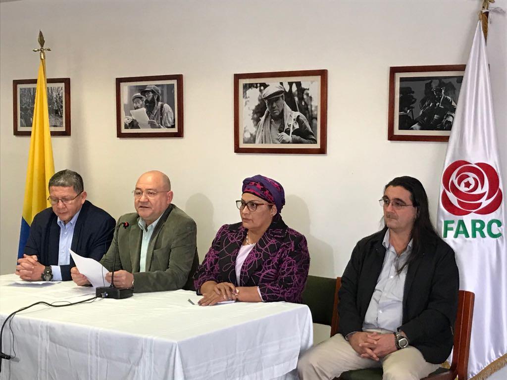 Por la defensa del Acuerdo de Paz partido Farc pide audiencia con el presidente Duque  | EL FRENTE