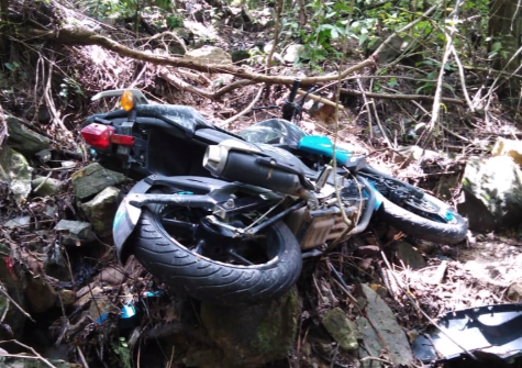 Restos óseos hallados son de un hombre que se accidentó 15 días atrás | EL FRENTE