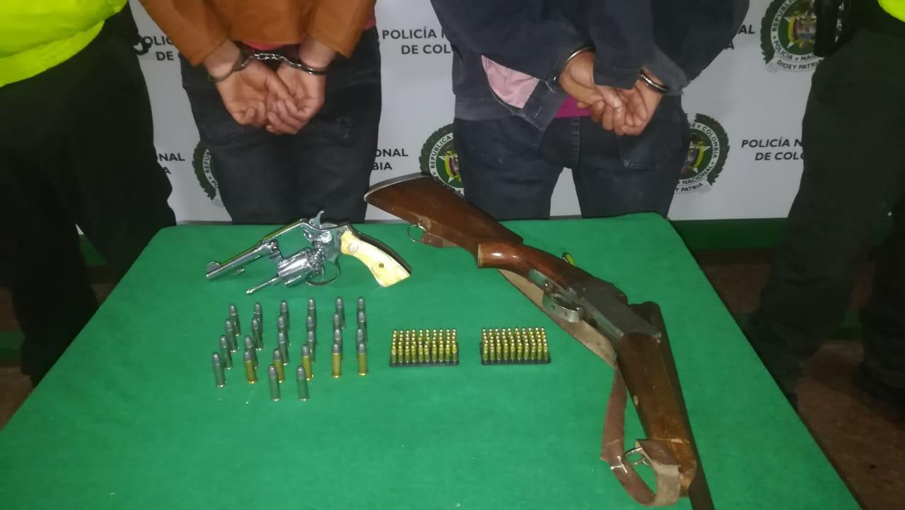 Presunto homicida fue encontrado armado hasta los dientes   EL FRENTE