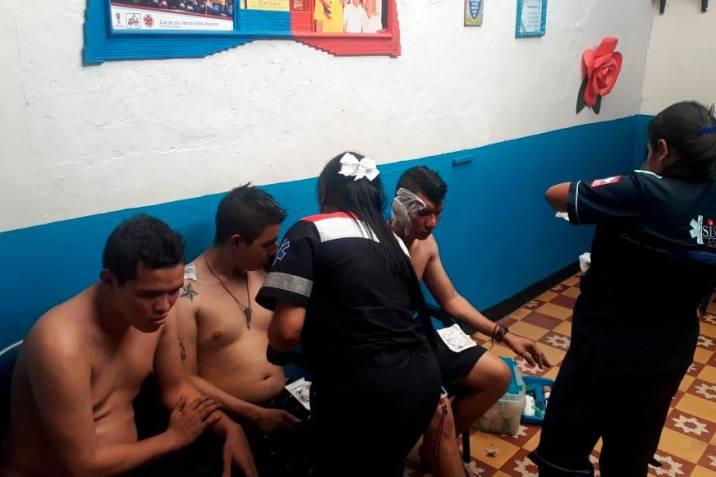 Bomberos controlaron incendio en centro de rehabilitación de Bucaramanga  | EL FRENTE