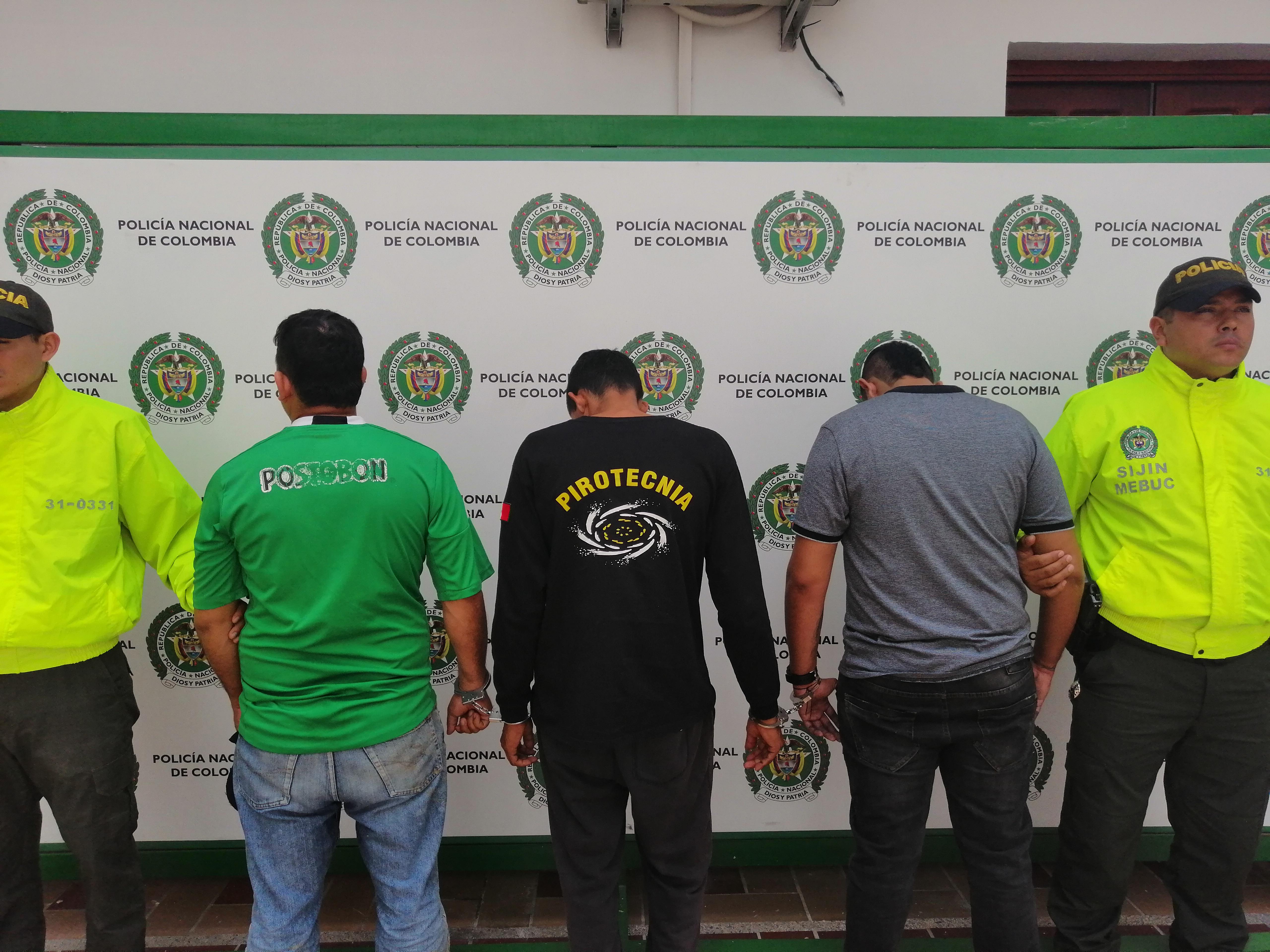 Ofensiva contra los hampones en el área metropolitana | EL FRENTE