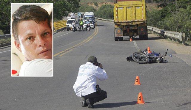 Hombre que había sobrevivido a un accidente, murió en otro | EL FRENTE