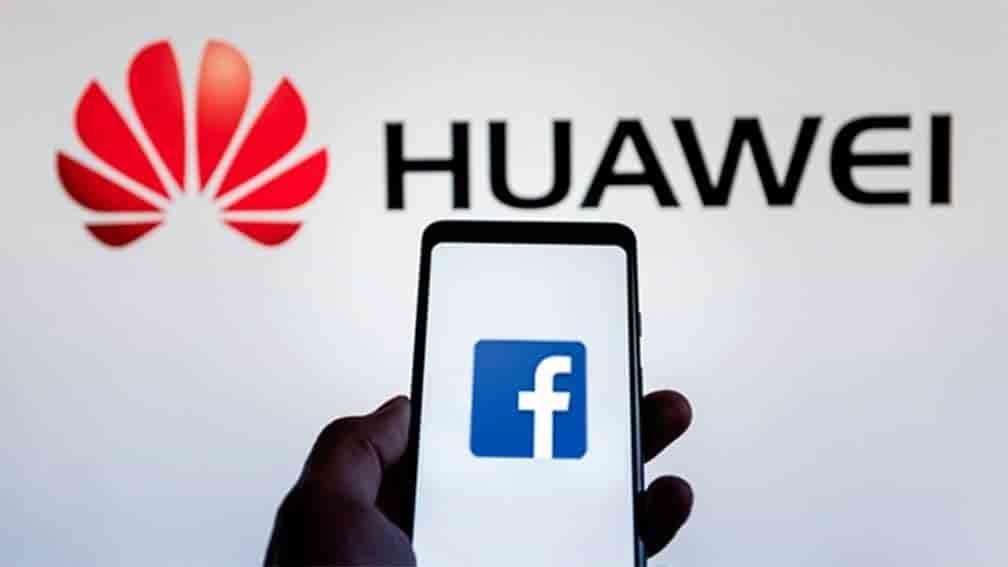Facebook no permitirá la preinstalación de sus aplicaciones en los celulares Huawei | EL FRENTE