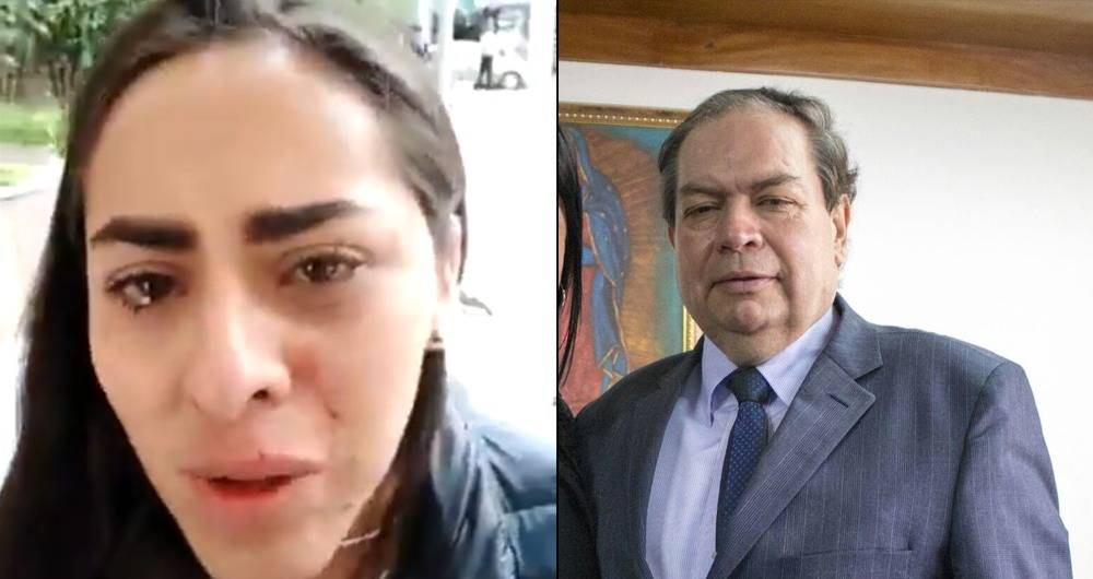 Director de revista Congreso que atacó y llamó prostituta a periodista quedó en libertad | EL FRENTE