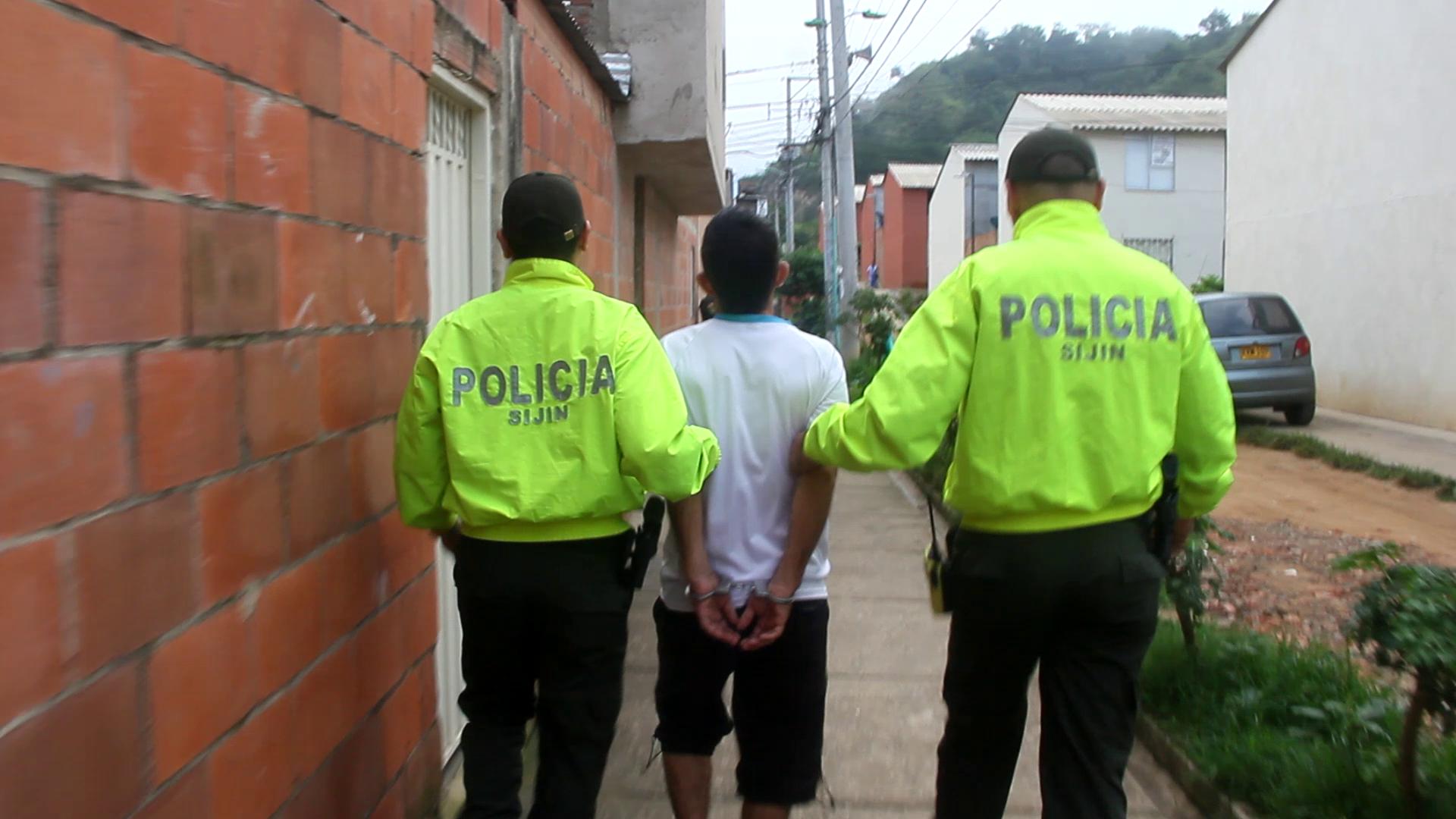 Ofensiva en el norte de la ciudad dejó 21 capturados   EL FRENTE