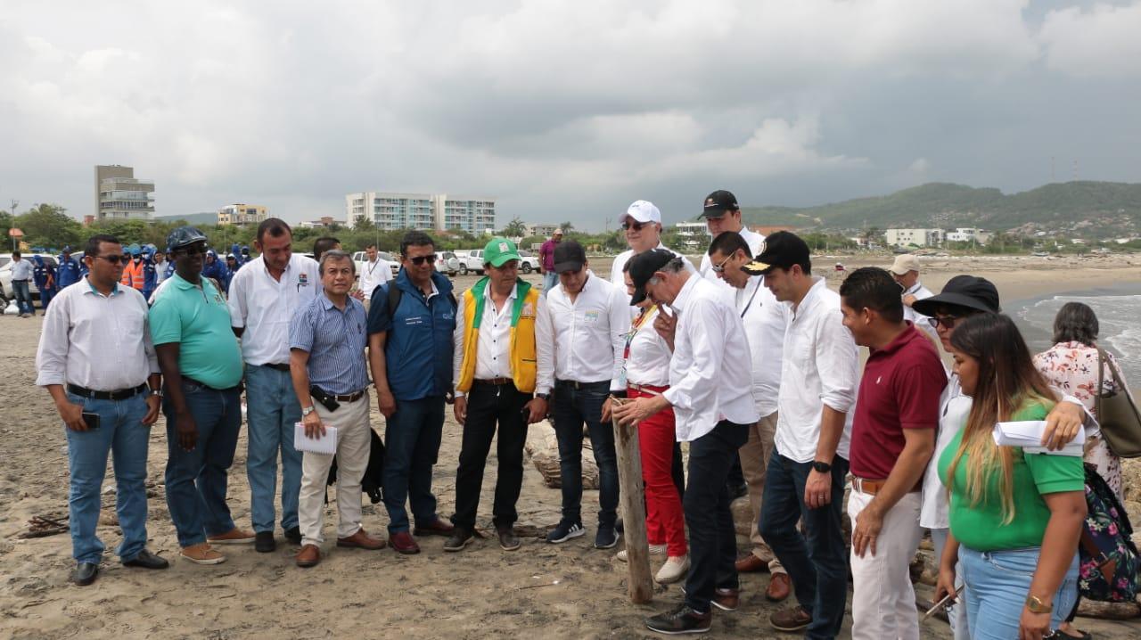 Audiencia pública ambiental en Barranquilla. Río Magdalena se sólo se salva con acciones conjuntas | EL FRENTE