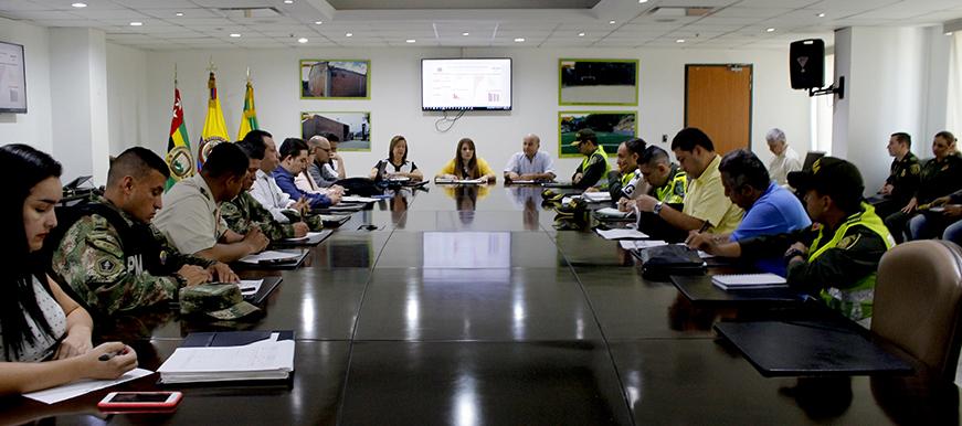 Realizarán Consejos de Seguridad en zonas críticas de Bucaramanga | EL FRENTE