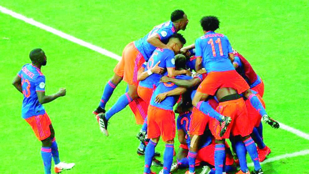 Buen y grato comienzo de Colombia en la Copa América | EL FRENTE