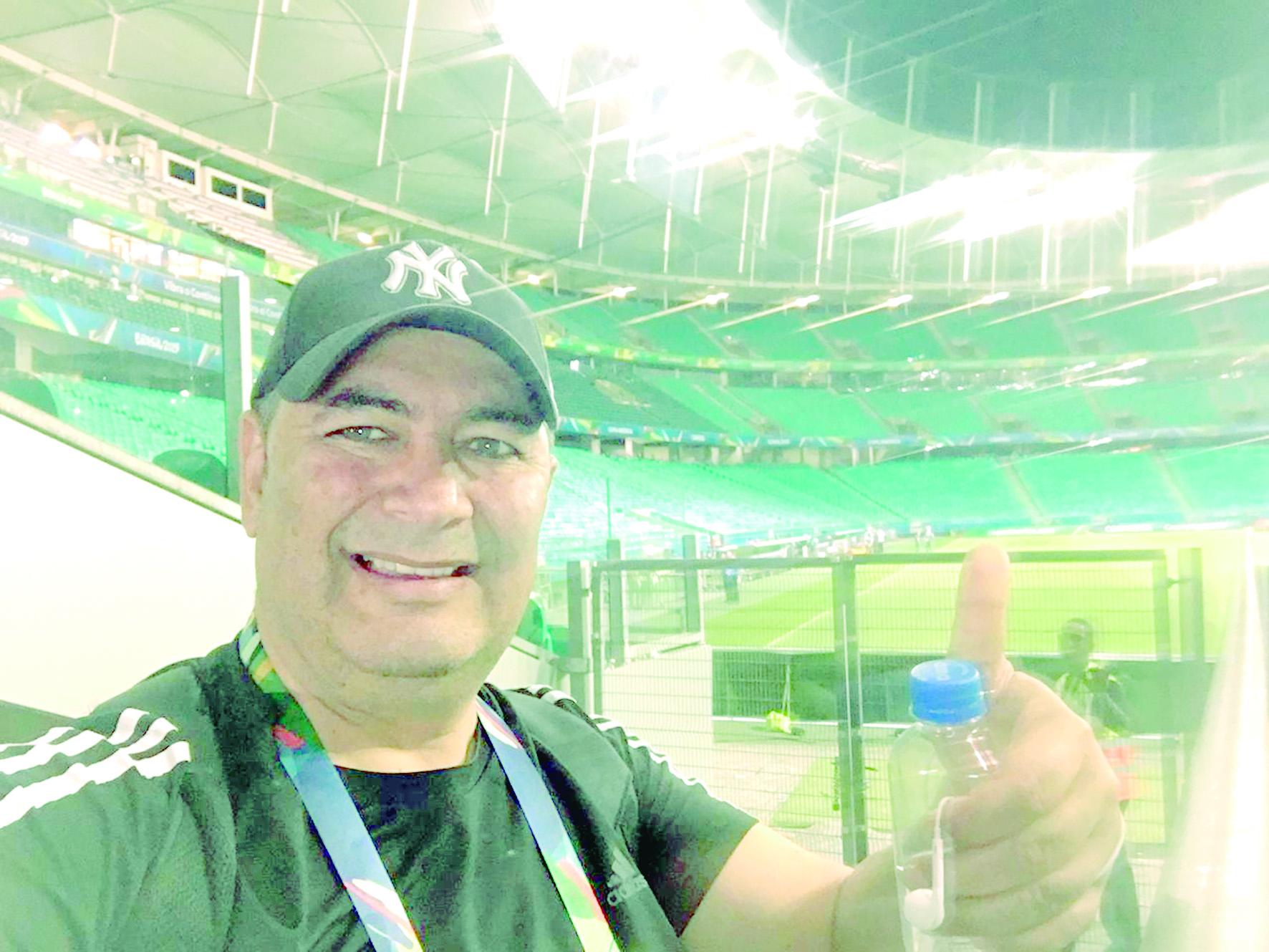 Mirador Copa América Por: José Luis Alarcón | Local | Deportes | EL FRENTE