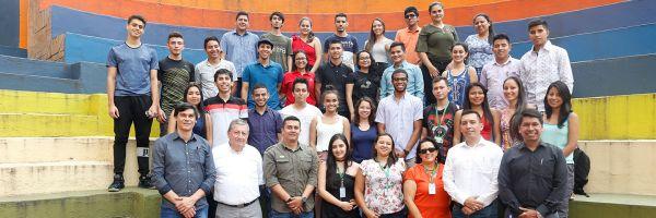 La UDES busca nuevos convenios nacionales. Universidad de la Amazonía estuvo de visita   EL FRENTE