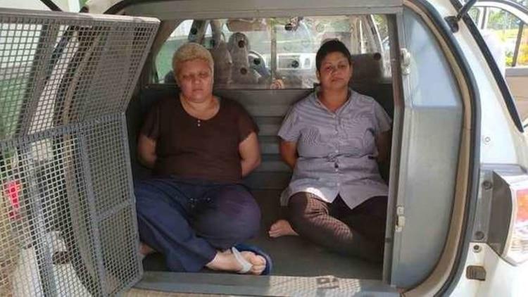 Madre acuchilló a su hijo en Brasil  | EL FRENTE