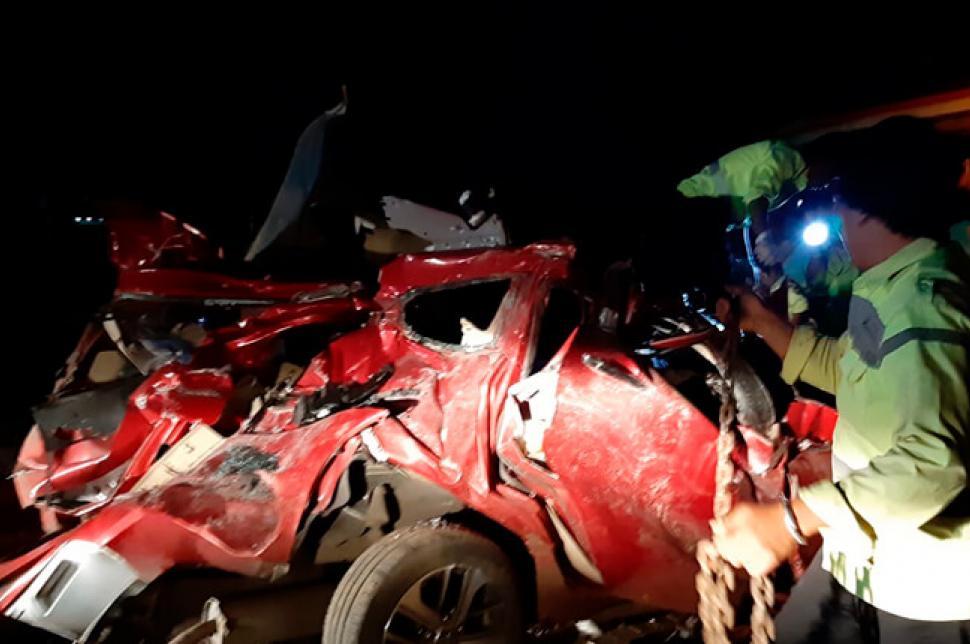 12 personas muertas y 43 heridas dejó accidente en Indonesia | EL FRENTE