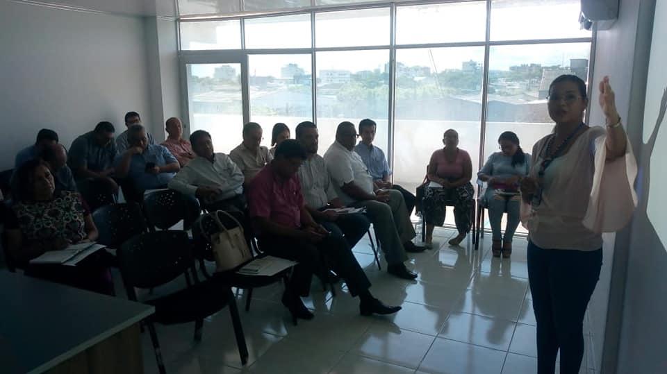 BREVES PORTEÑAS: Reunión de coordinadores de Unipaz | Municipios | Santander | EL FRENTE