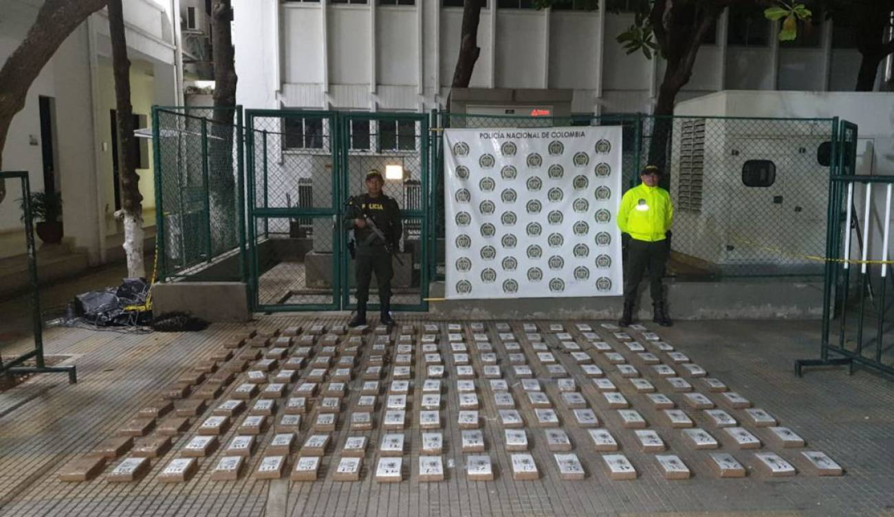 En playa de Santa Marta hallan 170 kilos de droga enterrados | EL FRENTE