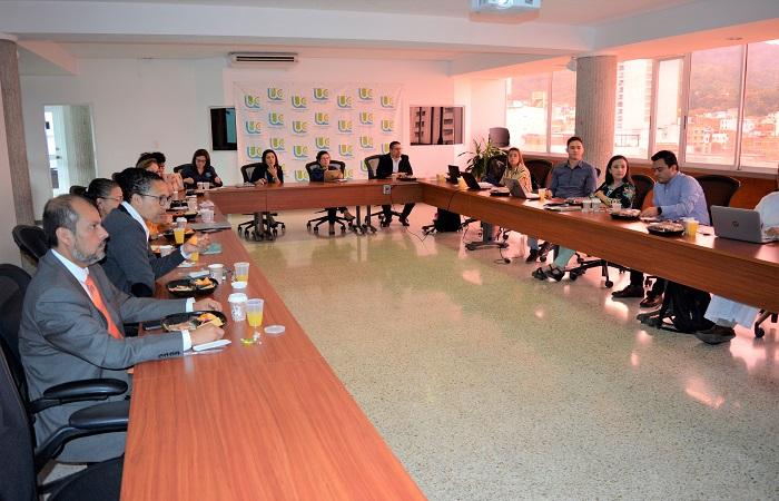 Programa Bucaramanga Convention & Visitors Bureau. Alianza con la UCC para eventos académicos  | Educación | Variedades | EL FRENTE