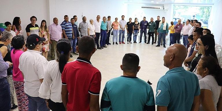 Excombatientes de las FARC y Comisión de la verdad reunidos para hablar con la verdad para la Paz | Municipios | Santander | EL FRENTE