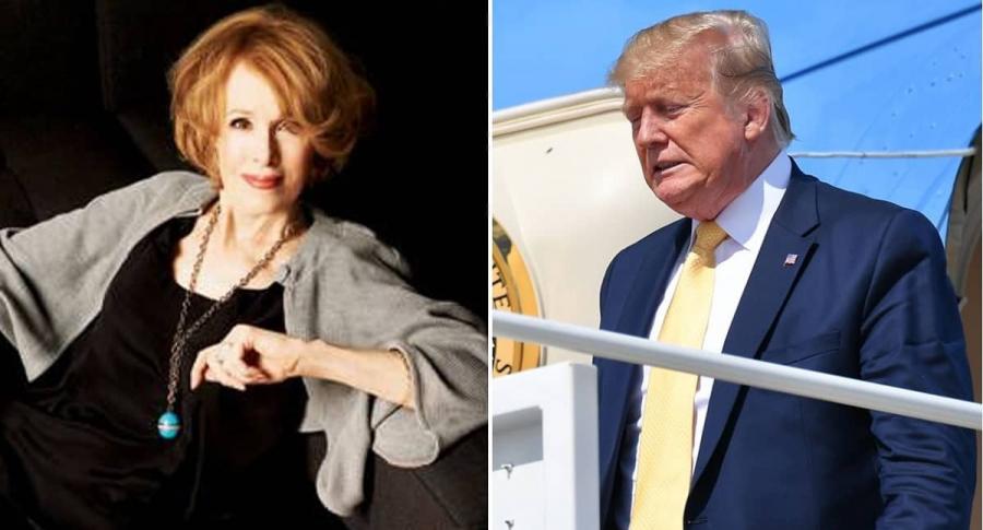 Periodista asegura que Trump la violó | EL FRENTE