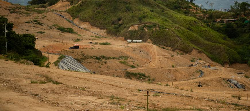 Llamado a municipios del Área para cumplir con cierre de El Carrasco | EL FRENTE