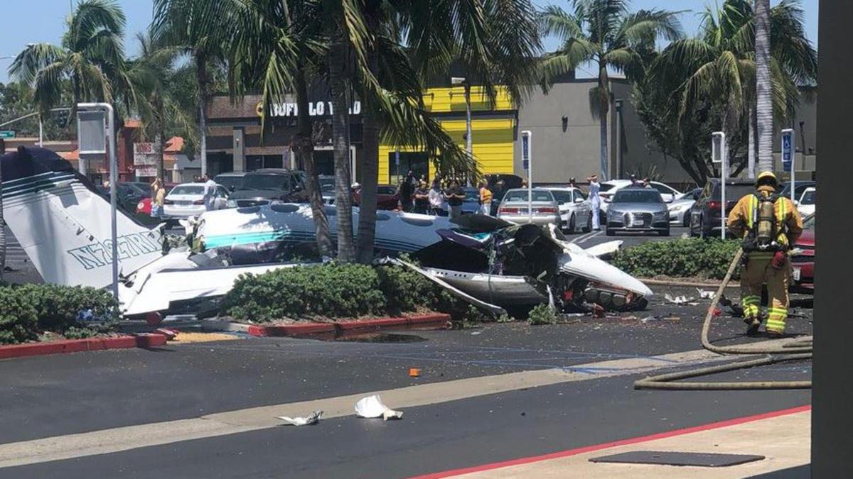 Accidente de avioneta en Hawái deja once muertos | EL FRENTE