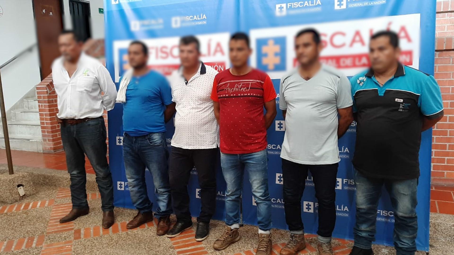 Capturados seis hombres acusados de torturar y disparar contra varios jóvenes en Barrancabermeja | EL FRENTE