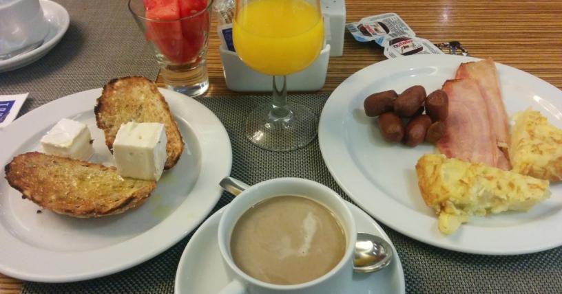 Omitir el desayuno es causa de obesidad | EL FRENTE
