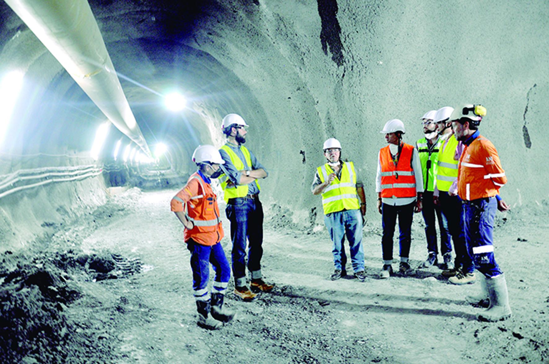 Avanzan obras del túnel de La Sorda en Ruta del Cacao | EL FRENTE