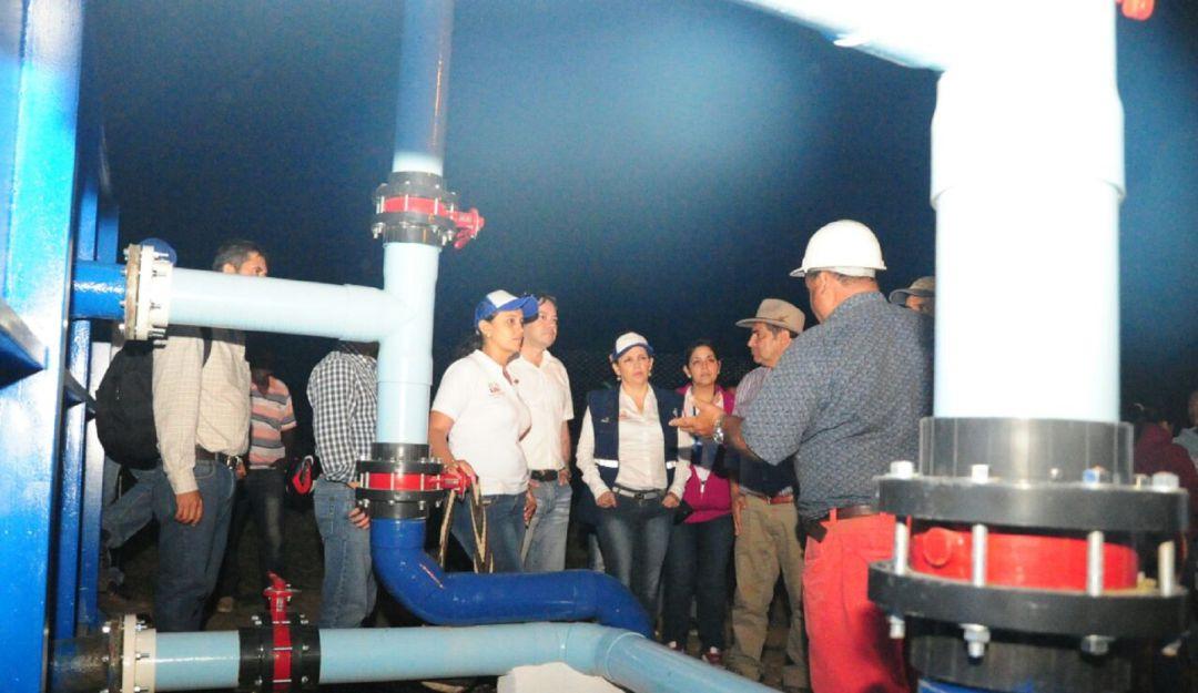 Inconvenientes para la entrega del Acueducto de Los Santos | EL FRENTE
