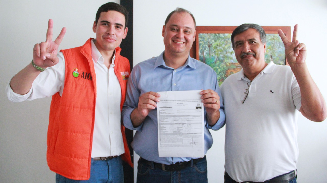 AICO presentó candidatura para Floridablanca  | EL FRENTE
